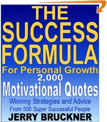 The Success Formula for Personal Growth Book